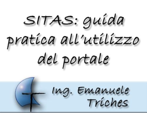 Guida pratica all'utilizzo del SITAS